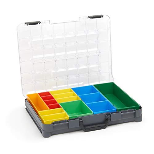 Bosch, Sortimo T-Boxx, valigetta per viti, per grande assortimento