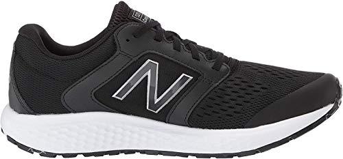 New Balance 520v5, Zapatillas de Running para Hombre, Negro (Black/White Lh5), 44 EU