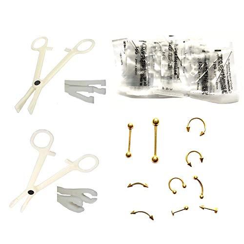 Soul outils de tatouage lanjue/kits de perçage plastiques durables/professionnels