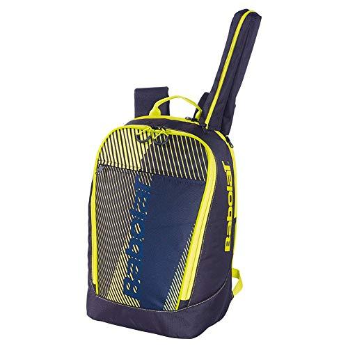 Babolat Classic Club Tennis Backpack, Black Yellow