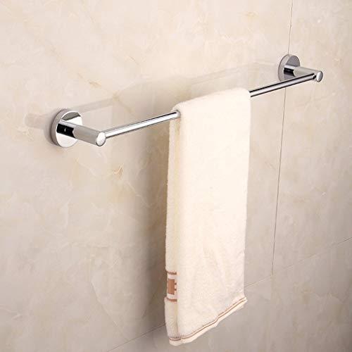 ZWJ handdoekhouder voor de badkamer 60-120cm handdoekhouder wandhouder met handdoekhouder van roestvrij staal IK