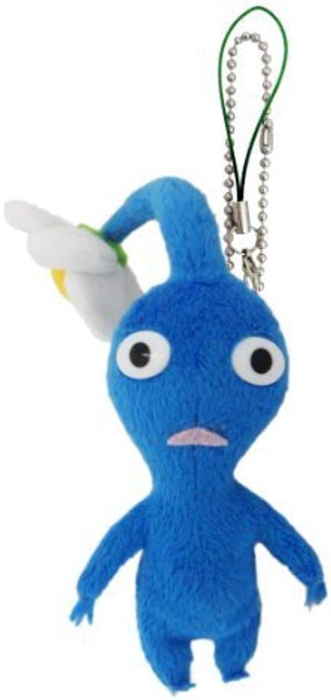 saludable Sanei Pikmin Mascot Mascot Mascot Strap 5 azul Flower Plush by Sanei  descuento