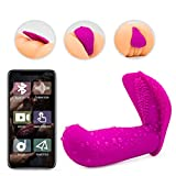 Automatic Women Viberate Smart Phone App Controlled Adult Toys for Women Pleasure 9 Inch Smooth Bendable Silicone Wand with Vibration for Women Pleasure Massaging Tools Tshirt