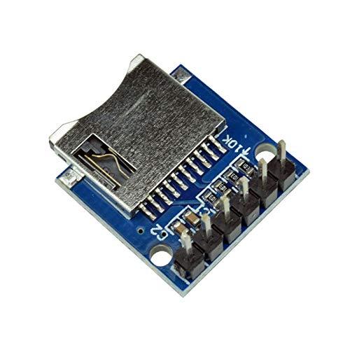 IGOSAIT 1 stücke Micro SD Storage Expansion Board Mini Micro SD TF Kartenspeicherschildmodul mit Pins für für for Arduino
