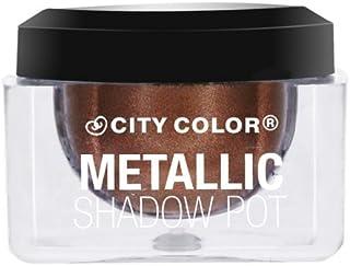 CITY COLOR Metallic Shadow Pot - Cosmo (並行輸入品)