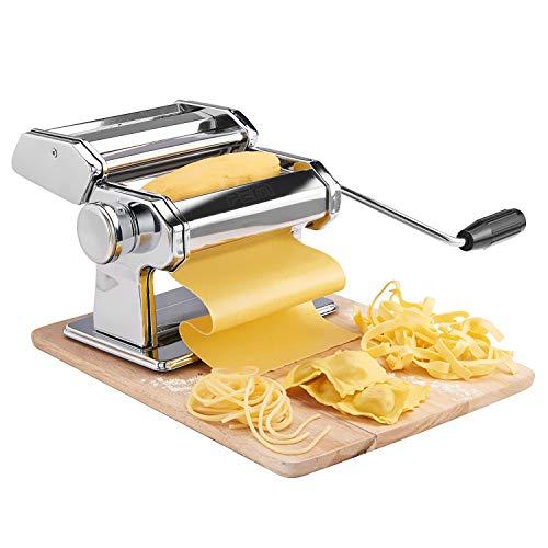 Machine à pâte manuel - 3 types de pâtes / 9 tailles...