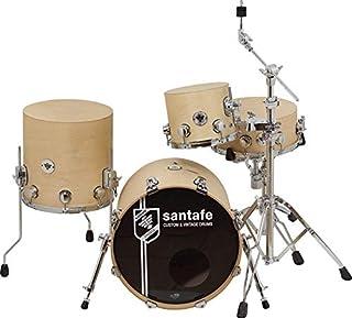 Maza bombo//cajon color cromado Santafe Drums SJ1560