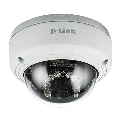 D-Link DCS-4602EV IP Interior y exterior Almohadilla Color blanco - Cámara de...