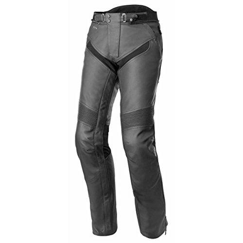 Büse 108700-60 Nogaro STX Lederhose, Schwarz, Größe : 60