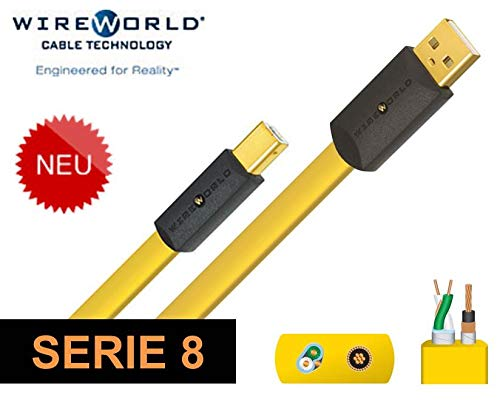 Chroma 8 USB 2.0 (0.6M (A-B))