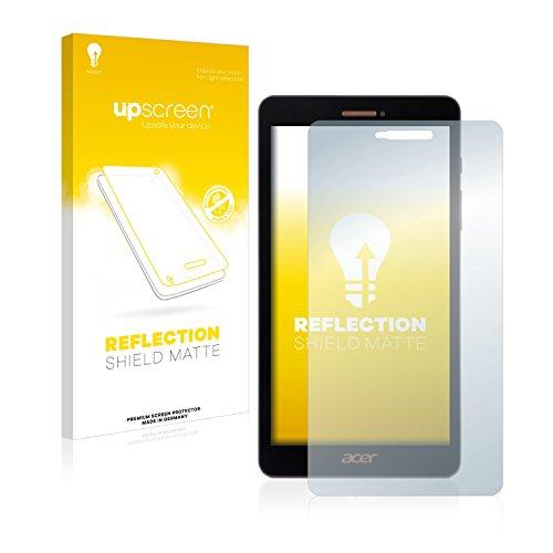 upscreen Entspiegelungs-Schutzfolie kompatibel mit Acer Iconia Talk S A1-734 – Anti-Reflex Bildschirmschutz-Folie Matt