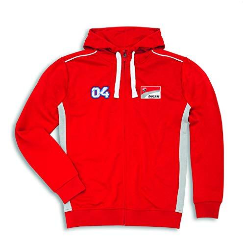 Ducati Corse Tex C3 Herren Textiljacke Größe 56