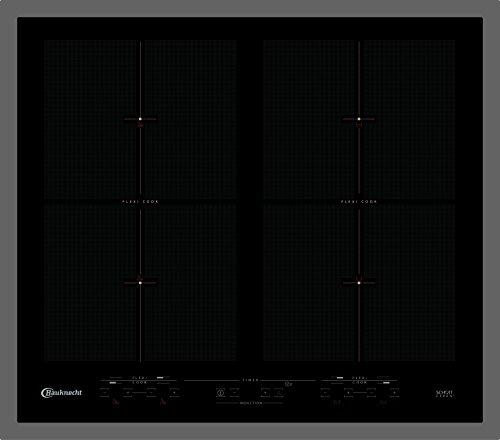Bauknecht CTAI 9640FFS IN Induktions-Kochfeld/4 Heizelemente/ 60 cm/Simmer-Funktion / Edelstahl