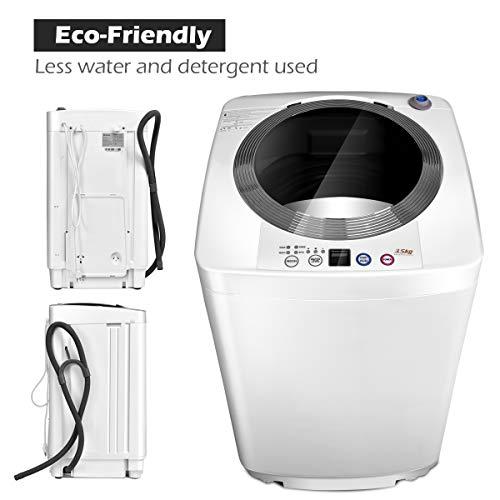 Giantex Portable 8-lbs Capacity Washer