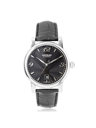 Armbanduhr Montblanc Star Date Automatic 105895