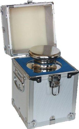 10kg Kalibriergewicht Prüfgewicht inkl. Transportkoffer / Genauigkeitsklasse M2 G&G
