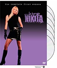 The complete first season of this highly rated, cult favorite USA Network original series is now available on DVD. Condemned to life in prison for a vicious crime she didn't commit, Nikita (Peta Wilson) reluctantly chooses to live as a secret governm...