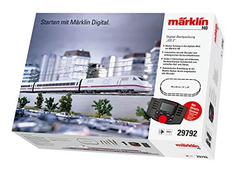 """Märklin 29792 - Digital-Startpackung """"ICE 2"""". 230 Volt, DB AG, Spur  H0"""