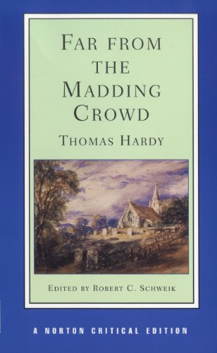 Far from the Madding Crowd: An Authoritative Text Backgrounds Criticism: 0