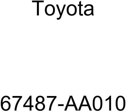 Toyota 67487-AA010 Door Guide Elegant Garnish Import Bracket