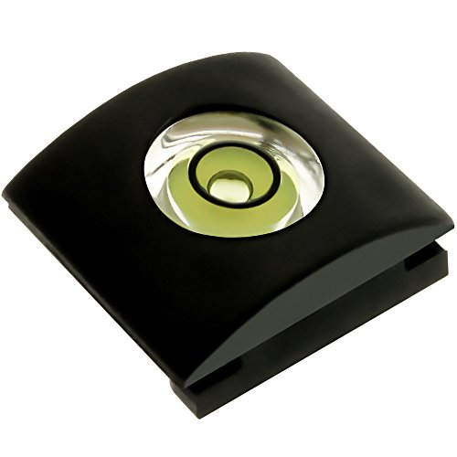 Optix Pro U6327 Protección Hot Shoe Nivel Burbuja