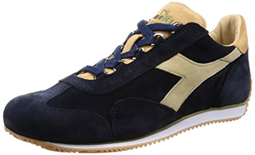 Diadora Heritage - Sneakers Equipe Kidskin per Uomo e Donna (EU 36.5)