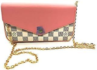 Small Women Shoulder Bag Girls Cluth bag Handbag Pink Black Red