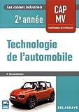 Technologie de l'automobile CAP MV 2e...