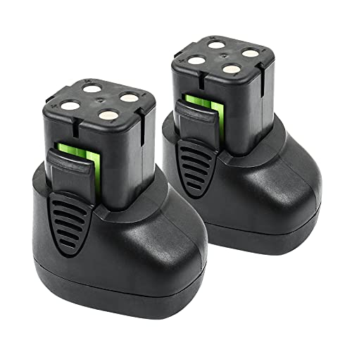 2Pack 757-01 3000mAh Battery Compatible with Dremel 7.2V MultiPro Cordless Rotary Tool Models 7700-01 and 7700-02