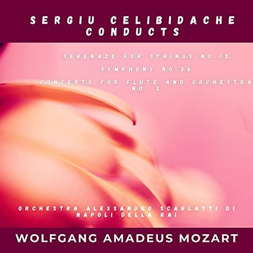 Orchestra Alessandro Scarlatti di Napoli della RAI, Sergiu Celibidache & Severino Gazzelloni