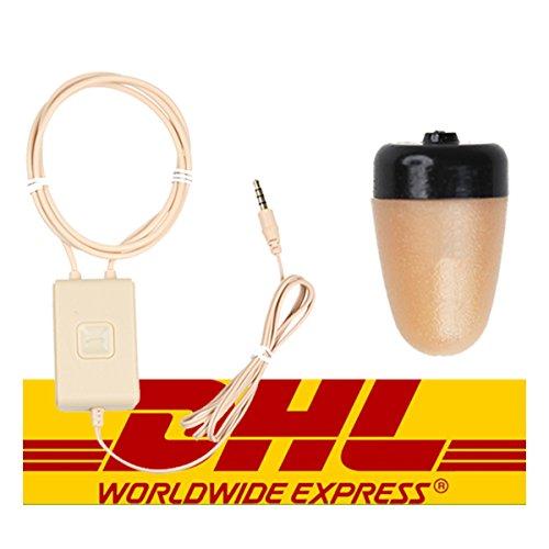 Preisvergleich Produktbild Kleine Headset unsichtbar kabellos mit Halskette Induktion
