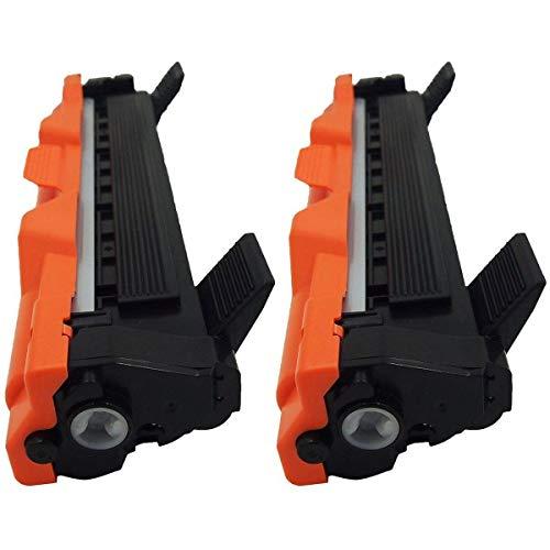 Kit 2x Toner Compatível Brother TN-1000 TN-1030 TN-1060 DCP1617 1617NW DCP-1512 HL-1212 1212W 1612W