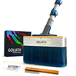 top rated EVERSPROUT 1.5-3.5ft Goliath Deck Combination Stain Brush and Extension Rod   Super Wide 7inch… 2021