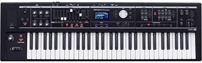 Roland V-Combo' 61-note live performance Keyboard (VR-09-B)