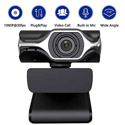 HD Pro Webcam - Full HD 1080p Video Calling...