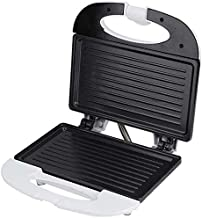 Totasters sandwich Grille-pain Grilled Cheese Sandwich Maker Gaufrier avec plaques amovibles Machine à petit-déjeuner élec...