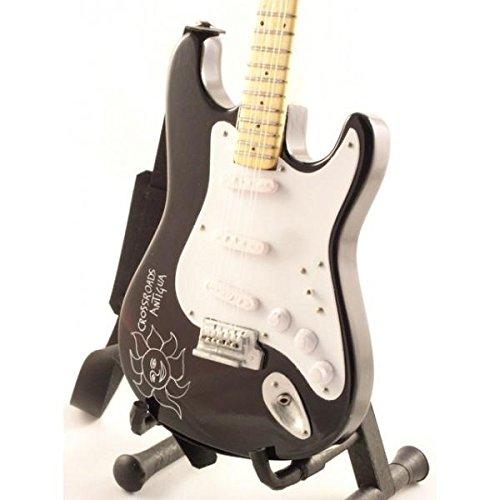 Houten Miniatuur Gitaar Replica - Eric Clapton
