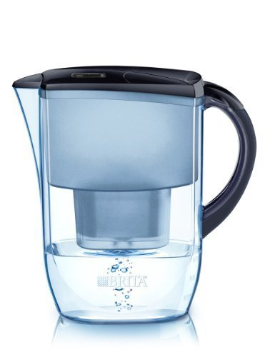 BRITA Fjord Cool Midnight Blue Water Filter Jug by BRITA...