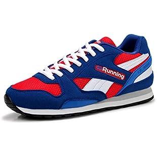 Qianliuk Men Running Shoes Breathable Sneakers Women Sports Shoes