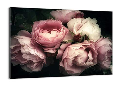 Bild auf Leinwand - Leinwandbilder - Einteilig - Breite: 100cm, Höhe: 70cm - Bildnummer 3930 - zum Aufhängen bereit - Bilder - Kunstdruck - AA100x70-3930