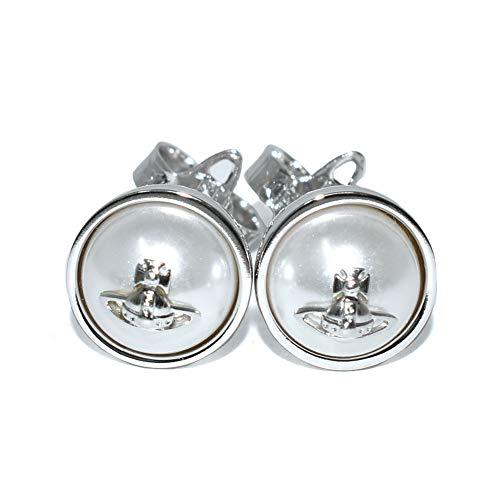 [ヴィヴィアン ウェストウッド] Vivienne Westwood ピアス OLGA SMALL EARRINGS 62010053-W125-SM [並行輸入品]