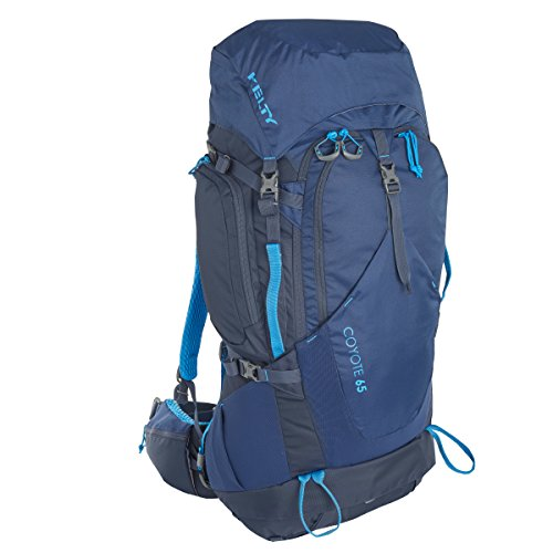 Kelty Coyote 65 Backpack, Twilight Blue
