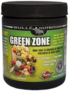 Green Zone - Berry Bulle Nutrition 8.8 oz Powder