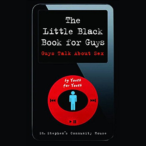 The Little Black Book for Guys audiobook cover art