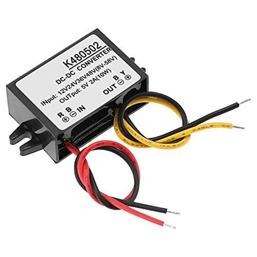 Fuente de alimentación reductora de mano de obra SMT antichoque del convertidor de CC para cámara de monitor