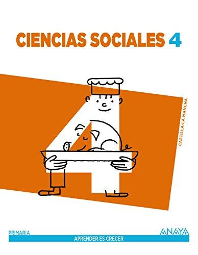 Libro Ciencias Sociales 4 Primaria Anaya