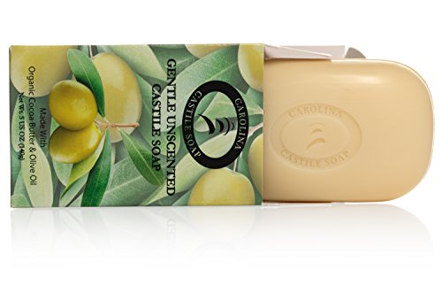 Pure Castile Carolina Soap Bars