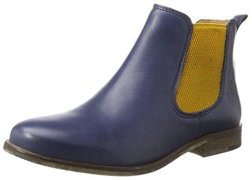 Apple of Eden MANON, Chelsea boots Femme, Bleu foncé, 36 EU
