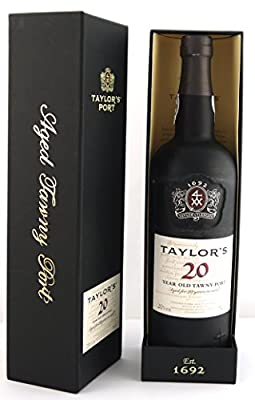 Taylor's 20 year old Tawny Port 2001 75CL in a Taylor's Gift box 1 x 750ml