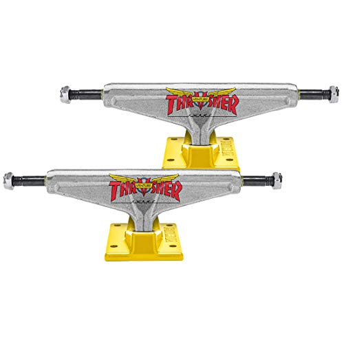 Venture Trucks x Thrasher Skateboardachse Polished High 5.25